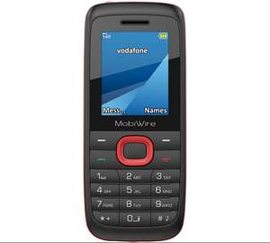 Vodafone Mobiwire Ayasha Mobile Phone £3.49 @ Argos (c&c) - Must be purchased with a £10 top up