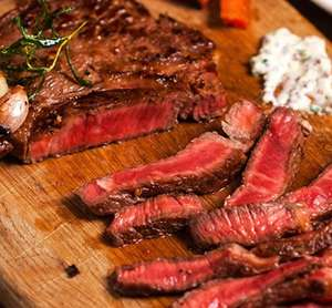 >2kg of premium steaks for £25 delivered @ Donald Russell (Nationwide,HSBC+First Direct customers via Simply Rewards)