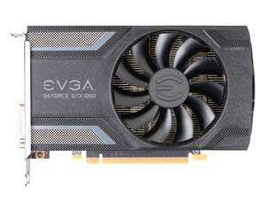 EVGA GeForce GTX 1060 SC GAMING 6GB GDDR5 Graphics Card £297.41 @ Novatech