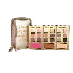 Too Faced - 'Best Year Ever' make up gift set - Free C&C / Shipping £32.20 @ Debenhams