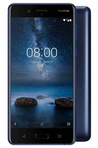 Nokia 8 + 8gb data + Ultd Mins & Texts £25p/m (£20.83pm after £100 Auto Cashback) - £600 at Buymobiles.net