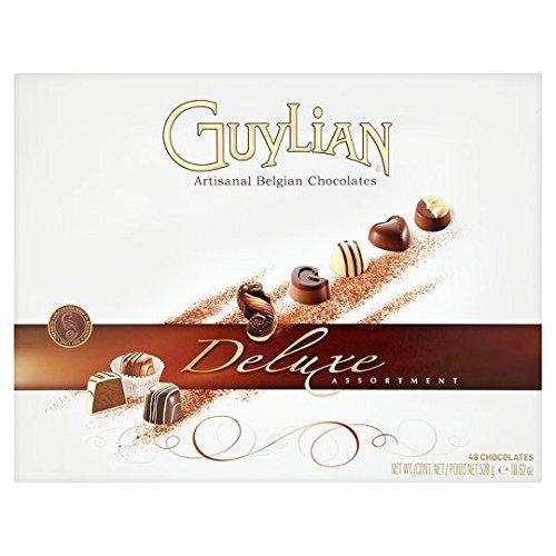 Guylian Deluxe ChocolateAssortment 528G - Wilko for £5