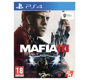 Ps4 mafia 3 at Argos for £11.99