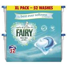 Fairy Non Bio-Pods 52 (3 packs) = £19.50 @ Farmfoods
