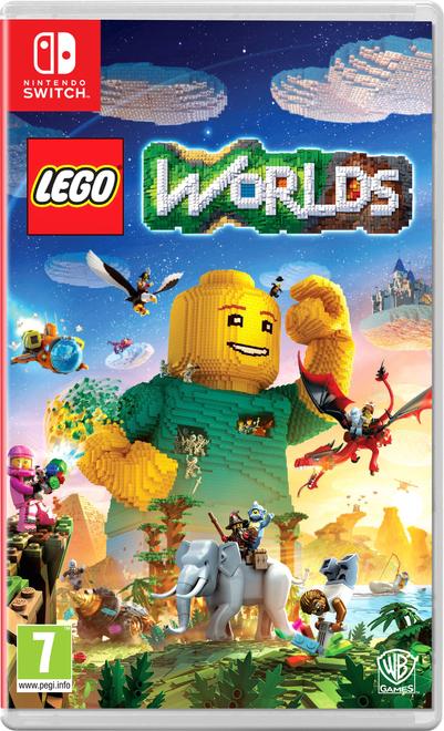 LEGO Worlds for Nintendo Switch - £19.85 @ ShopTo