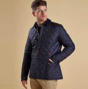 Barbour Liddesdale Navy Jacket £64.04 @ Country Attire (with code)
