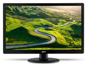 "Acer S220HQLB 21.5"" Full DVI HDMI HD Monitor - £69.99 @ Ebuyer"