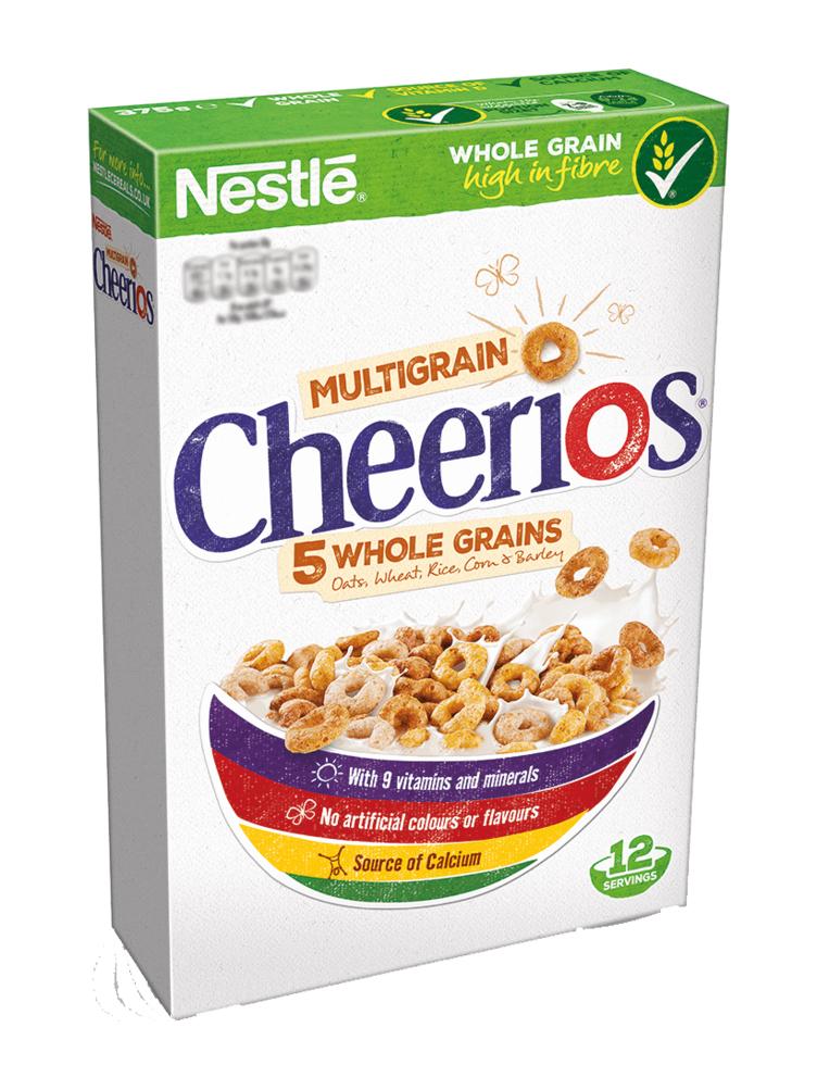 Nestle Cheerios 375g  £1 on Asda website (Rollback deal)