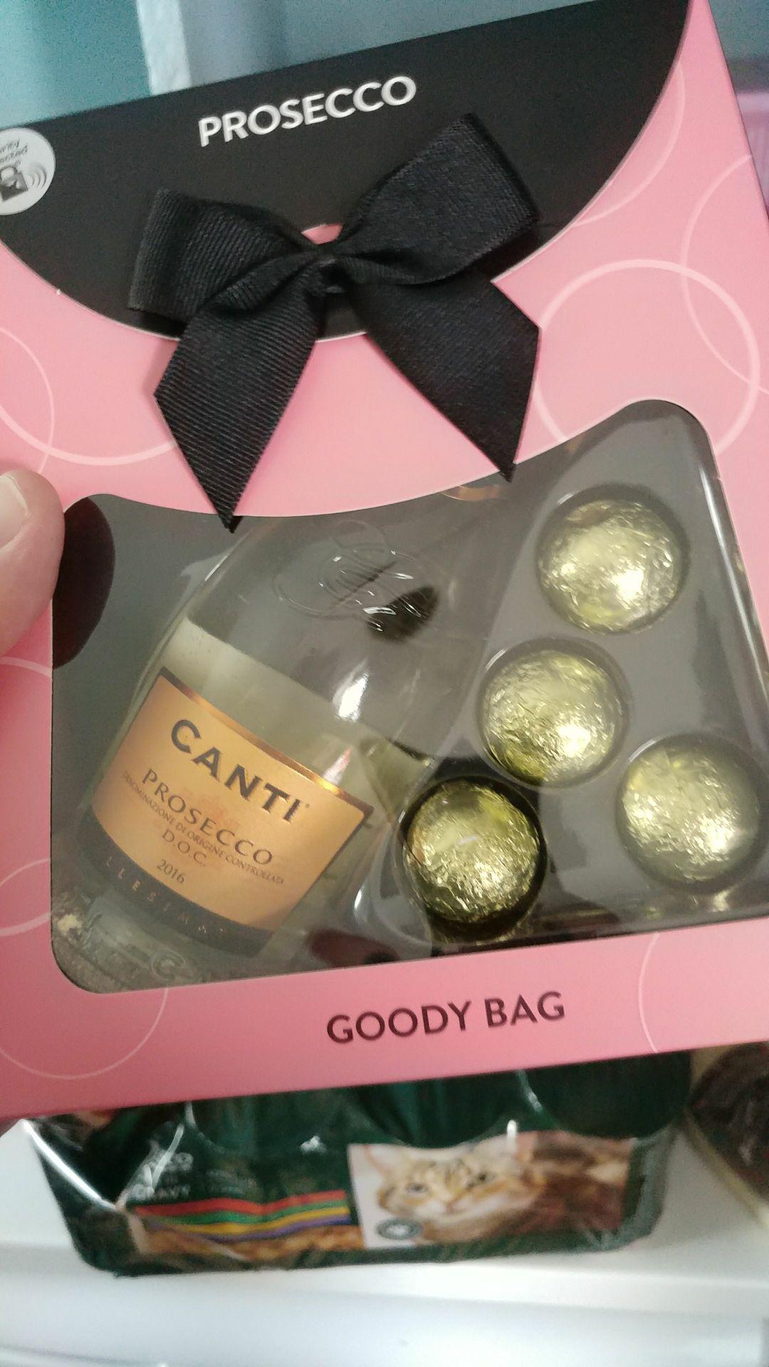 Tesco in store canti prosecco gift set - £1.50 (Maldon store)