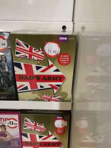 Complete Dad's Army DVD - £6.99 instore @ Matalan