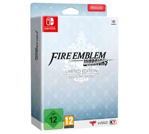 Fire Emblem Warriors Special Edition Nintendo Switch Game @ argos & amazon