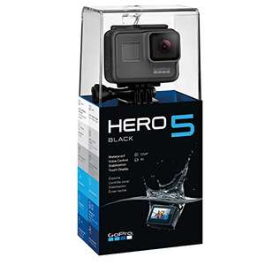 GoPro HERO5 Black Action Camera - £269.52 @ Amazon