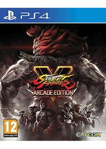 Street Fighter V Arcade Edition (PS4) £17.85 inc delivery at Base
