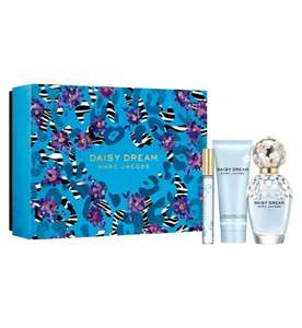 Marc Jacobs Daisy Dream Eau de Toilette 100ml Gift Set £46.79 @ Boots
