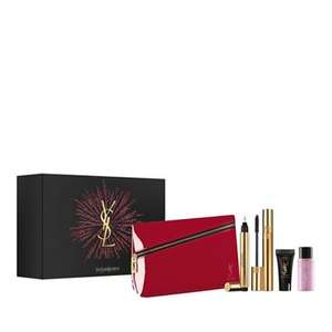 Yves Saint Laurent - Luxurious perfect eye make up gift set @ Debenhams for £34 (free C+C)