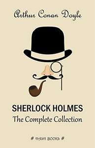 free kindle books - All Sherlock Holmes in one book, complete alice, the prophet, walden, the odyssey... @ Amazon