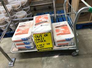 Free Building material - Homebase instore