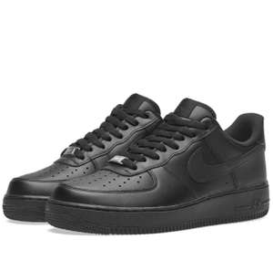 Nike Af1 Force Black Air '07 1 WDbe2IY9EH