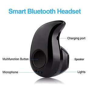 Bluetooth Headphone Wireless Earbud V4.1 £1.99 Prime / £5.98 non Prime - Sold by ruihongfushi and Fulfilled by Amazon
