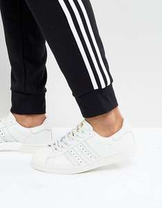 Adidas Originals Superstar Trainers In White - £45 delivered @ ASOS