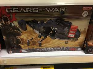 Gears of War King Raven Meccano - £6.49 instore at Poundstretcher Uddingston