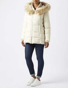 ELM SHORT PADDED COAT at Monsoon for £29.70
