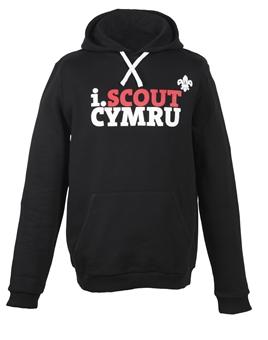 i.Scout Cymru Adult Hoodie £10.50 delivered from ScoutShop