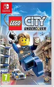 LEGO City Undercover Nintendo Switch £19.99 @ Amazon