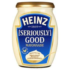 Heinz Mayonnaise 710ml jar in Homebargains