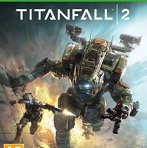 Titanfall 2 for Xbox One £10.21 from Amazon US inc shipping & import deposit