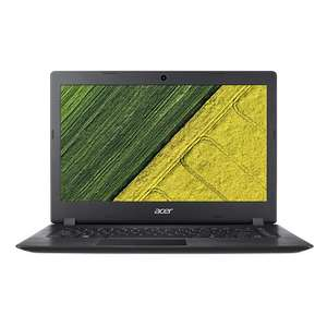 "Acer Aspire 1 A114-31 14"" Windows 10 Laptop, 4GB RAM, 64GB HDD, Black. £209 Using Code: TDX-WFGR at Checkout @ TescoDirect **Free Home Delivery or Free Click & Collect**"