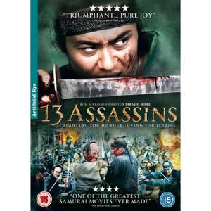 13 Assassins HD Google Play & Amazon Video for £1.99