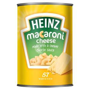 Heinz 50p Deals (Inc Beans, Spaghetti and few more) @ Asda