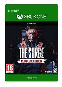 The Surge Complete Edition Download (Xbox One) £11.99 @ Amazon UK