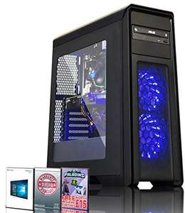ADMI GAMING PC: Intel Core I7 7700 3.6Ghz Quad Core CPU £899.95 FREE UK delivery@ ADMI Limited UK via Amazon.