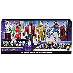 Guardians of the Galaxy - 6 Figure Pack (Tesco Larkfield) for £17.50