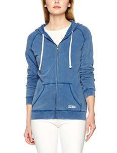Billabong Women's Essential ZH Fleece, Costa Blue, Size Small - Amazon £6.78 (RRP £48)
