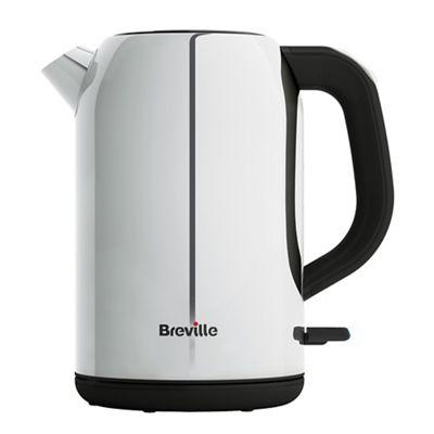 Breville - Outline polished stainless steel jug kettle £18 delivered w/ code @ Debenhams