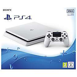PS4 Slim 500GB & GT Sport - £209.99 - Tesco Direct