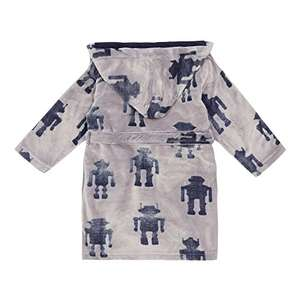 Debenhams bluezoo robot dressing gown from £4.50 Sold by Debenhams and Fulfilled by Amazon