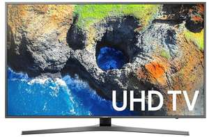 SAMSUNG UE49MU7000 £649 with code @ rgbdirect
