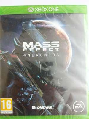 Mass effect Andromeda XBOX One £7. instore @ Asda