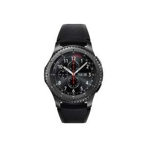 Samsung Gear S3 Frontier Smart Watch - Black/Grey - International Version (SM-R760NDAAXSG) - £249.97 + £2.95 delivery(free c+c). Rrp £349 at Appliances Direct