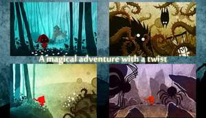 End today! TA: Little Red Riding Hood - FREE @ GOOGLE PLAY STORE