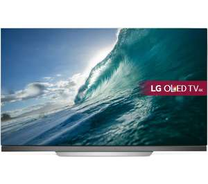 LG OLED65E7V £2930@Currys with discount codes, TopCashback and LG rebate