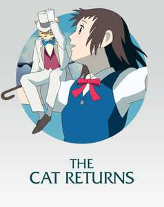 Studio Ghibli The Cat Returns Steelbook £15.99 @ Zavvi