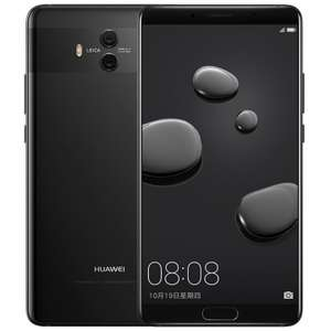 Huawei Mate 10 Dual Sim 64GB SIM FREE/ UNLOCKED - Black £432.61 @ Eglobal Central