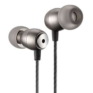 Betron GLD100 in Ear Headphones Noise Isolating Earphones Balanced Stereo Sound for IPhone/ Android £5.65 Prime / £10.44 Non Prime at Amazon (Sold by Betron Limited ( VAT Registered) and Fulfilled by Amazon)