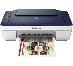 Canon PIXMA MG3053 Colour Ink‑jet ‑ Printer / copier / scanner £27.99 @ Argos