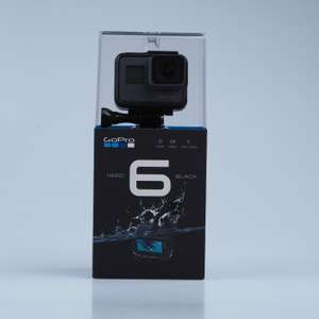 GoPro HERO6 Black 4K Ultra HD Camera only £292.99 @ Eglobalcentral